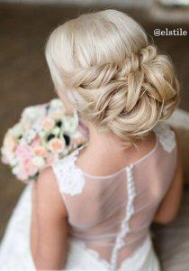 34 Peinados para novias primavera-verano
