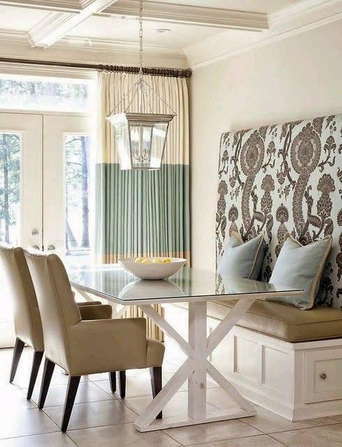 35 disenos comedores moda 22 decoracion de interiores for Disenos de comedores