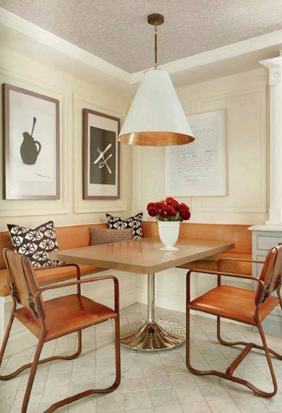 35 disenos comedores moda 29 decoracion de interiores for Disenos de comedores