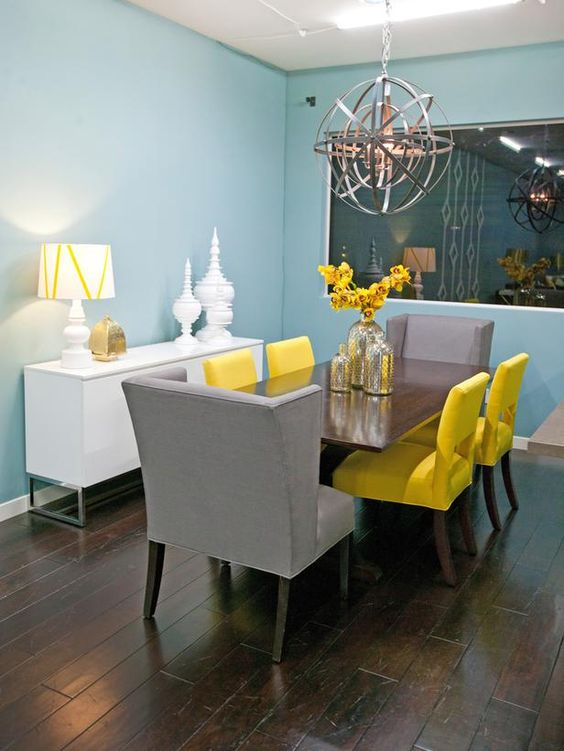 35 Disenos Comedores Moda 5 Como Organizar La Casa