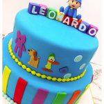 35 Diseños de pasteles para fiesta de POCOYO