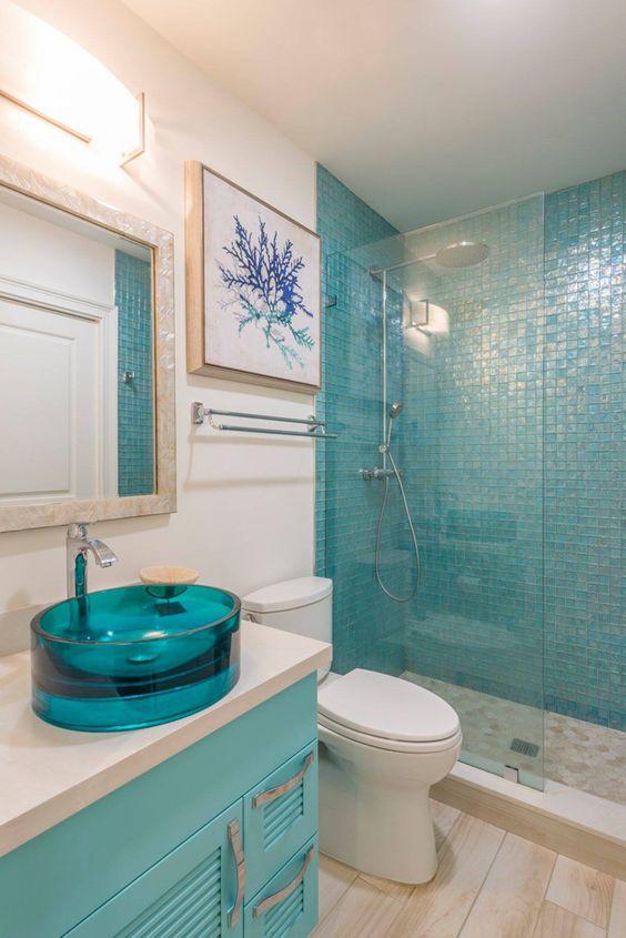 36 Ideas Decoracion Interiores Color Azul Turquesa 33