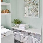 39 Ideas para organizar tu cuarto de lavado