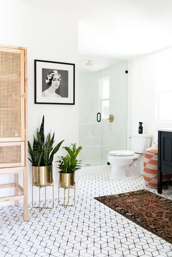 Diseños de suelos hidráulicos para tu baño
