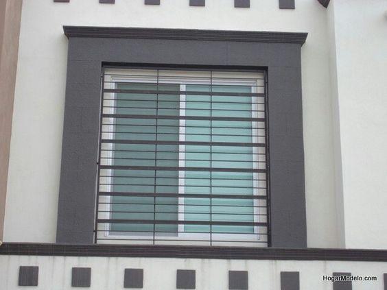 40 disenos rejas puertas ventanas 16