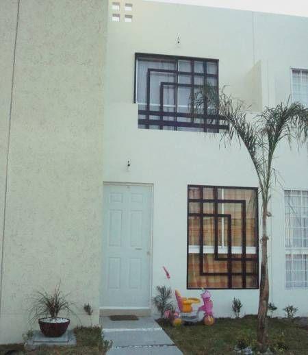 40 dise os de rejas para puertas y ventanas decoracion for Modelos de casa estilo minimalista