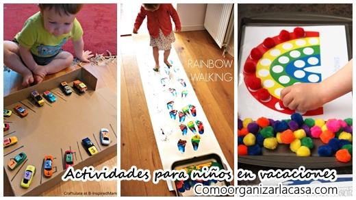Juegos Recreativos Para Ninos De 6 A 12 Anos