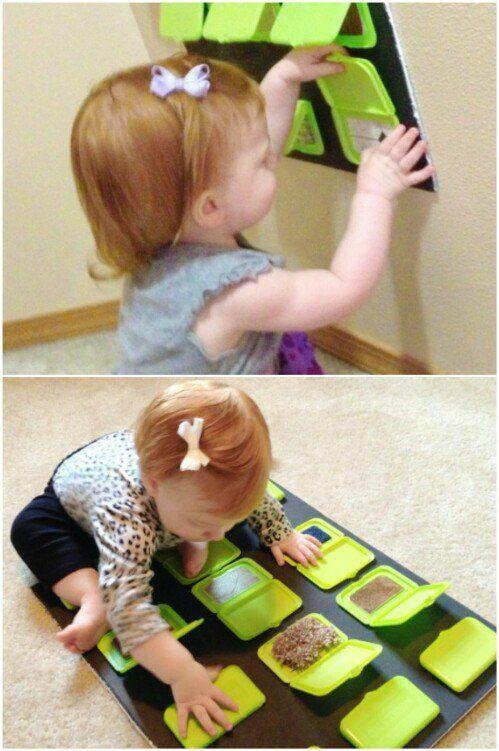 juegos de esitmulacion para bebes pequeños