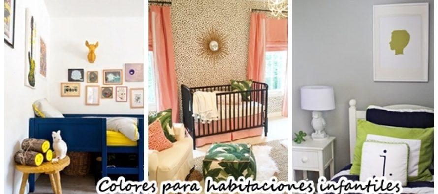 Pintura para dormitorios infantiles fabulous qu te - Pintar dormitorios infantiles ...