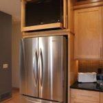 Decoración de cocinas con tv incluida