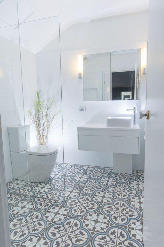 Disenos suelos hidraulicos bano 24 decoracion de - Suelos para bano ...