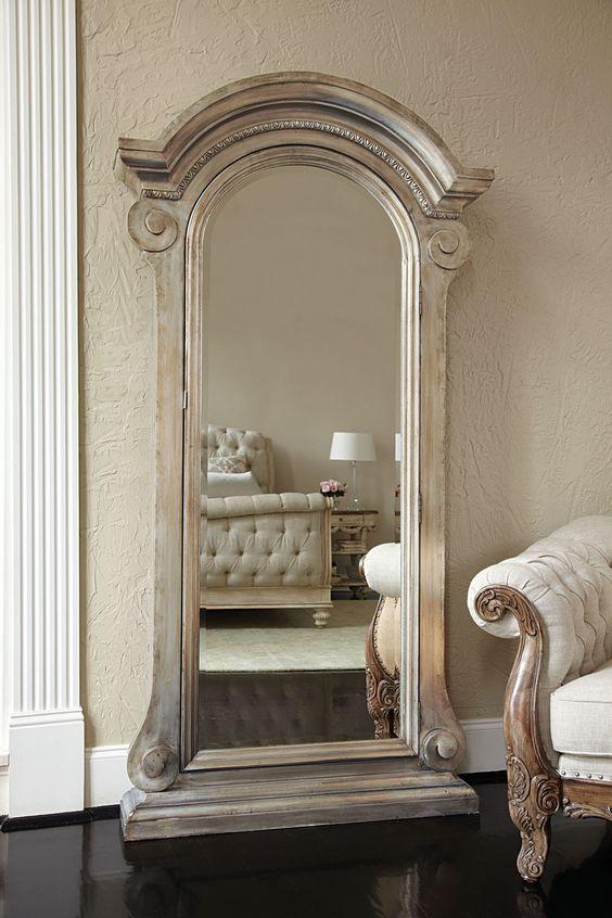Espejos Molduras Interiores Mas Elegantes 17 Como