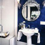Espejos con molduras para interiores mas elegantes