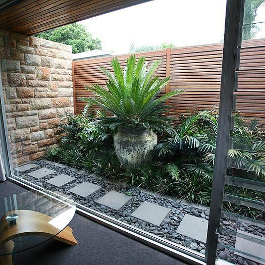 Ideas aprovechar patio pequeno 21 decoracion de - Patio pequeno ideas ...