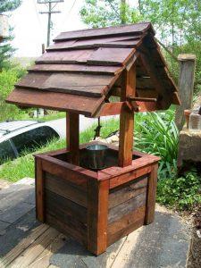 Ideas para decorar tu jardín con fuente de los deseos