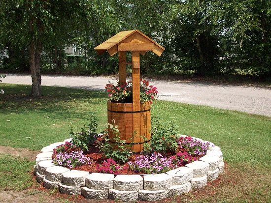 Ideas decorar jardin pozos los deseos 13 decoracion de - Ideas para decorar jardin ...