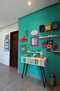 Ideas para decorar con marcos para fotos