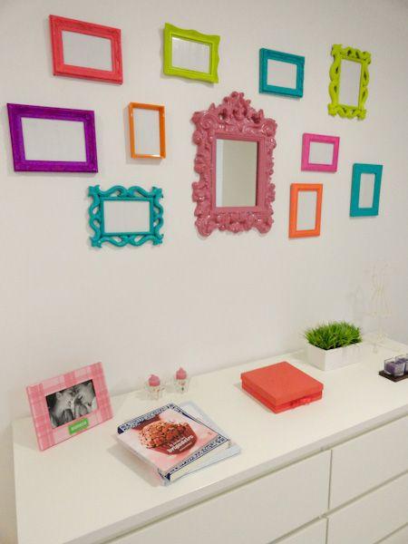 Ideas decorar marcos fotos 26 decoracion de interiores fachadas para casas como organizar la - Decoracion de marcos de fotos ...