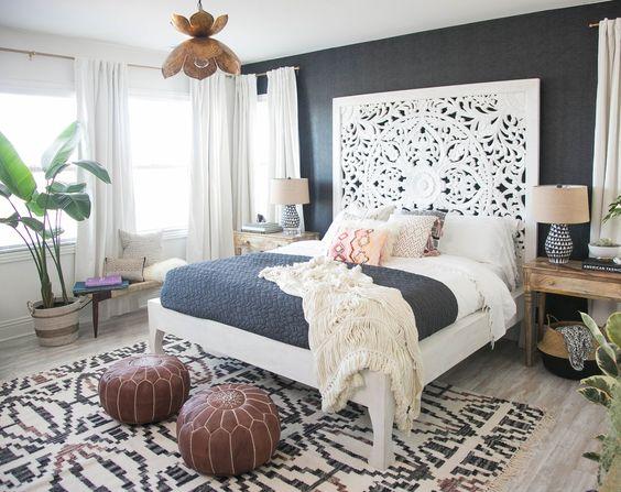 impresionante decoracion habitaciones principales 1