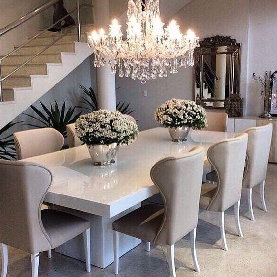 Los mejores 30 diseños de mesas para comedor | Como ...