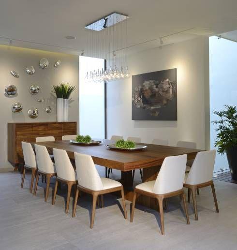 Los mejores 30 disenos mesas comedor 7 decoracion de for Decoracion comedores modernos fotos