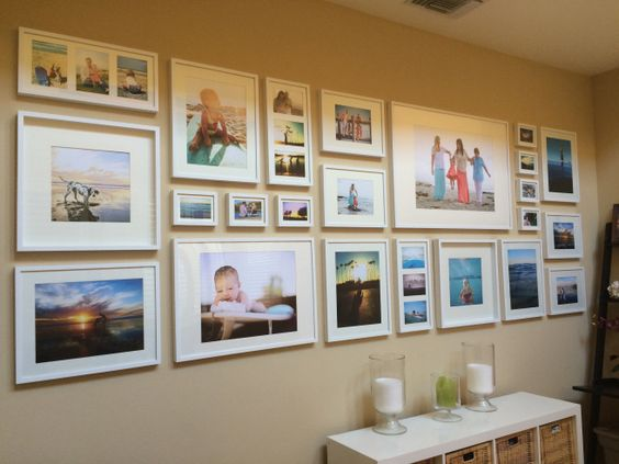 17 ideas para decorar tu casa con fotos