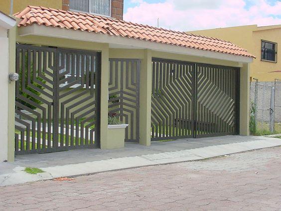 28 disenos bardas cercos te encantaran casa 22 for Fotos de piscinas modernas en puerto rico