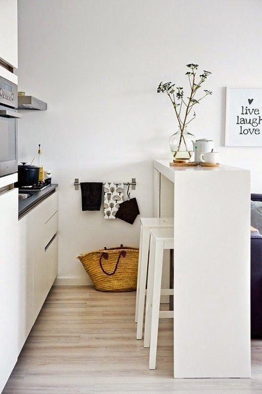 31-ideas-diseno-islas-desayunadoras-barras-cocina (3) | Decoracion ...
