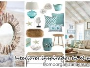 32 Ideas para decorar tu casa inspirandote en el mar