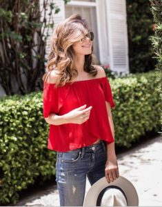 32 Increibles outfits de moda en color rojo