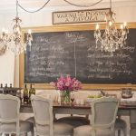 33 Comedores con candelabros ¡Se ven super elegantes!