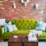 33 ideas para decorar tu casa con greenery el color del año