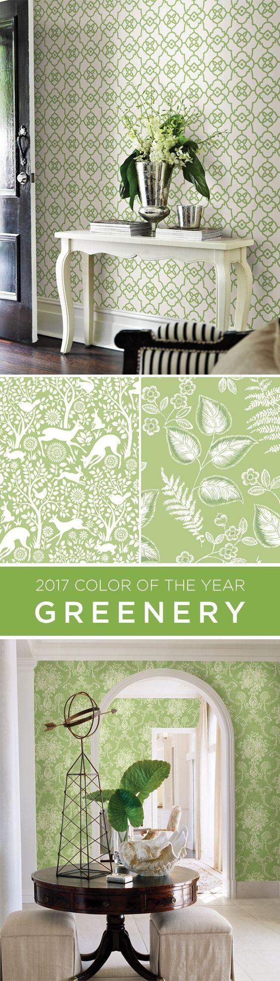 33 ideas decorar casa greenery color del ano 9 for Ideas para renovar la casa