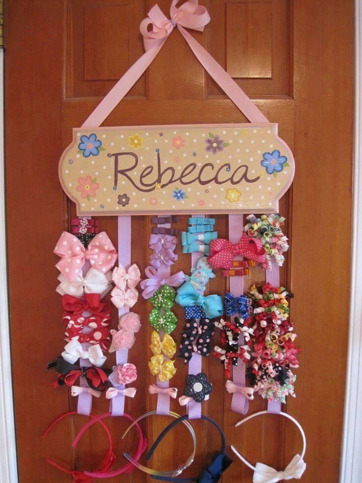 34 ideas organizar los accesorios tus pequenas 12 - Accesorios para decoracion de interiores ...