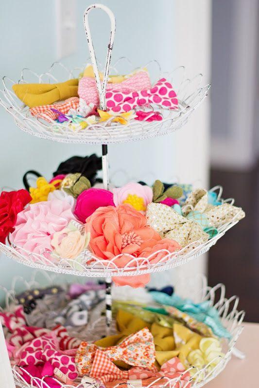 34 ideas organizar los accesorios tus pequenas 26 - Accesorios para decoracion de interiores ...