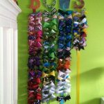 34 ideas para organizar los accesorios de tus pequeñas