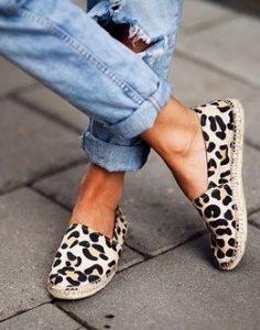 35 maneras para combinar zapatos con animal print