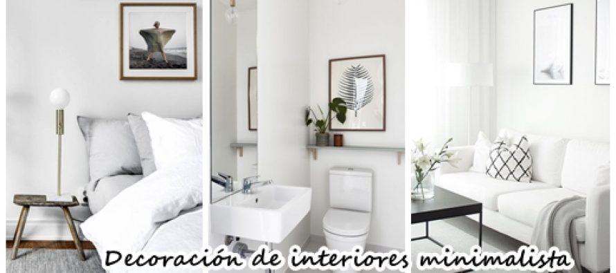 36 claves en la decoraci n de interiores minimalista for Cursos de decoracion de interiores en montevideo