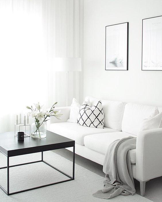 36 claves en la decoración de interiores minimalista