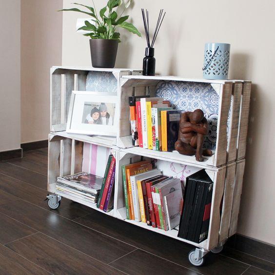 36-creativas-ideas-reutilizar-cajas-madera (14) | Como