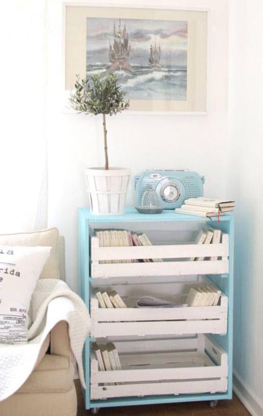 36 Creativas Ideas Reutilizar Cajas Madera 31 - Cosas-creativas-para-hacer-en-casa