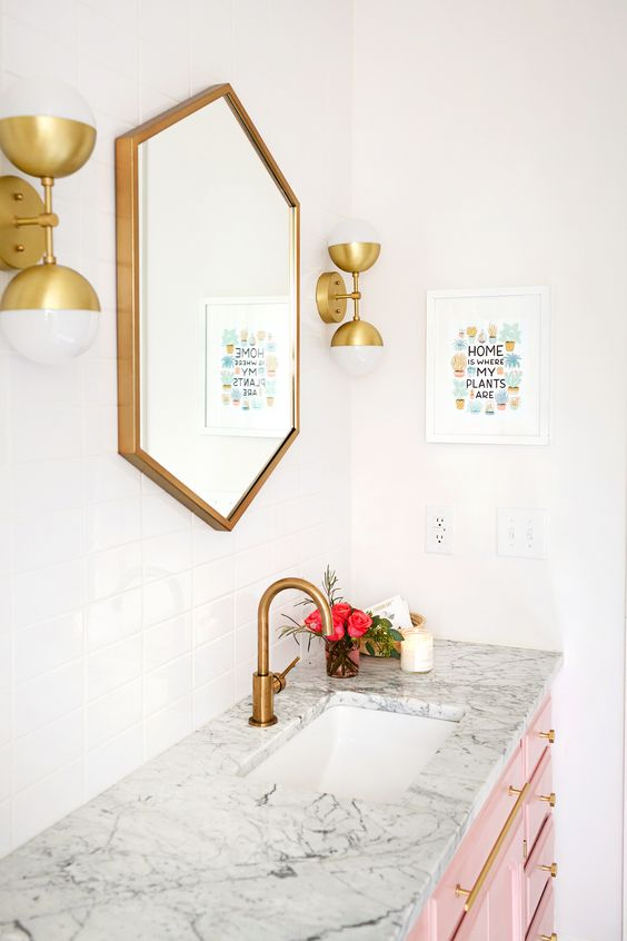 36 detalles marmol decorar bano 2 decoracion de - Detalles para decorar la casa ...