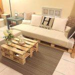 36 muebles DIY fáciles de hacer con pallets