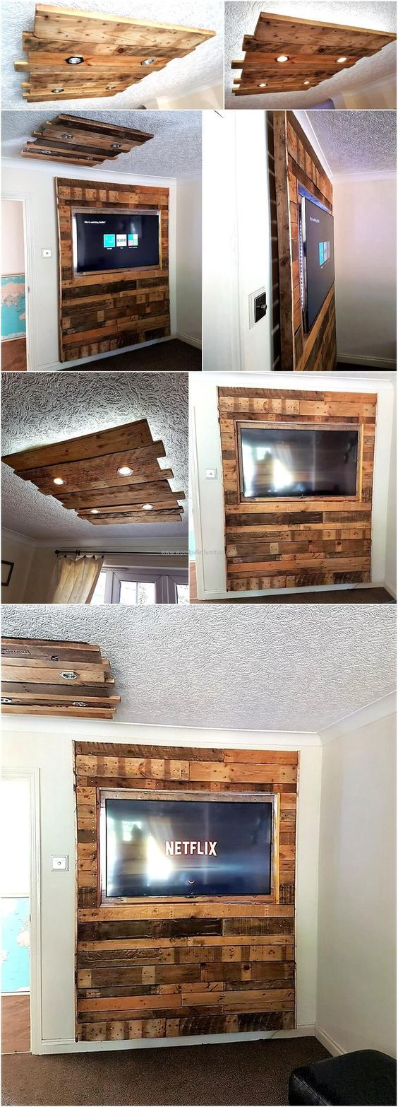 36 Muebles Diy Faciles Pallets 5 Decoracion De Interiores  # Muebles Faciles