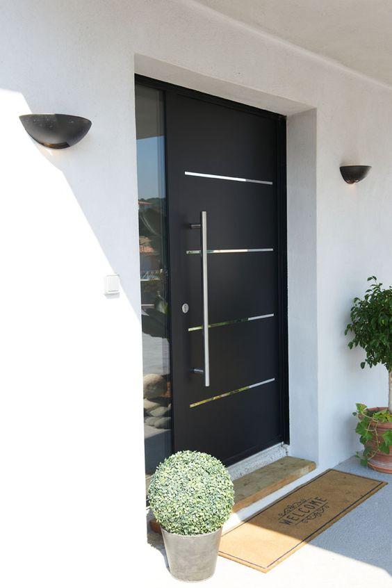 Disenos De Puertas De Madera Como Organizar La Casa
