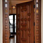 37 puertas principales fantásticas ¡Te van a encantar!