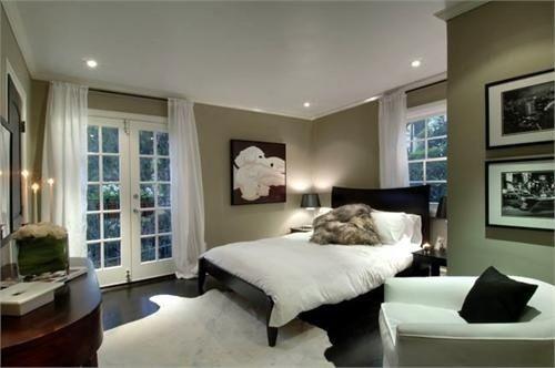 Colores pintar cuarto principal 1 decoracion de interiores fachadas para casas como - Pintar habitacion colores ...