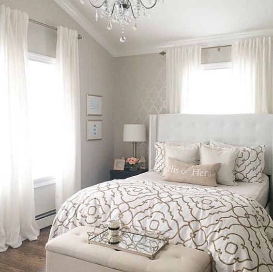 Bedroom Blinds Ideas Pinterest Bedroom Wallpaper Designs For Teenagers Tray Ceiling Lighting Bedroom Bedroom False Ceiling Designs Images: Colores-pintar-cuarto-principal (12)