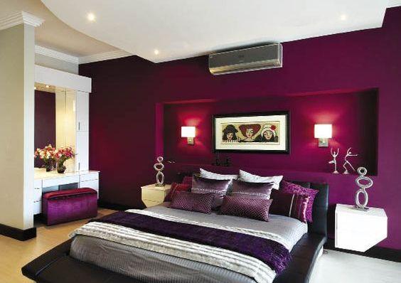 Colores pintar cuarto principal 22 decoracion de for Decoracion interior habitacion