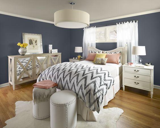 Colores pintar cuarto principal 26 decoracion de - Colores para pintar un cuarto ...